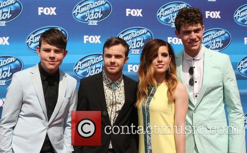 Echosmith, Graham Sierota, Noah Sierota, Sydney Sierota and American Idol 7
