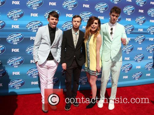 Echosmith, Graham Sierota, Noah Sierota, Sydney Sierota and American Idol 8