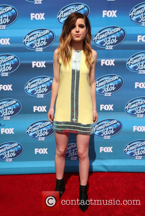 American Idol and Sydney Sierota 2