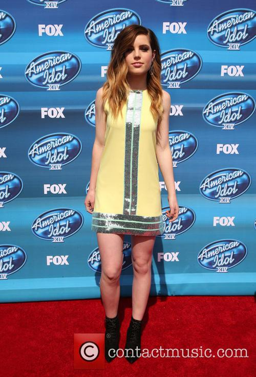 American Idol and Sydney Sierota 3