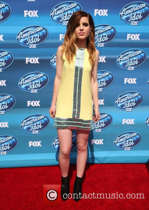 American Idol and Sydney Sierota 4