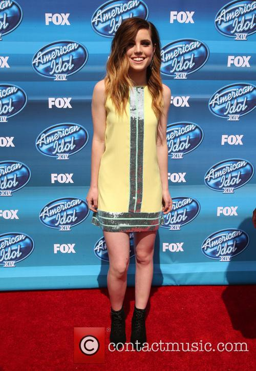 American Idol and Sydney Sierota 9