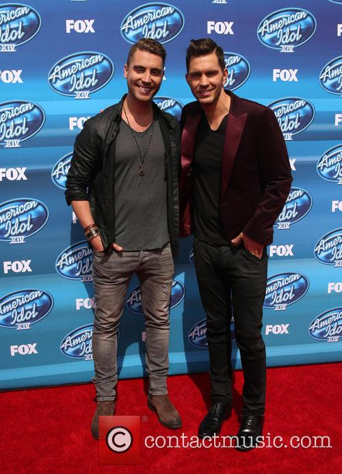 Nick Fradiani and Andy Grammer 2