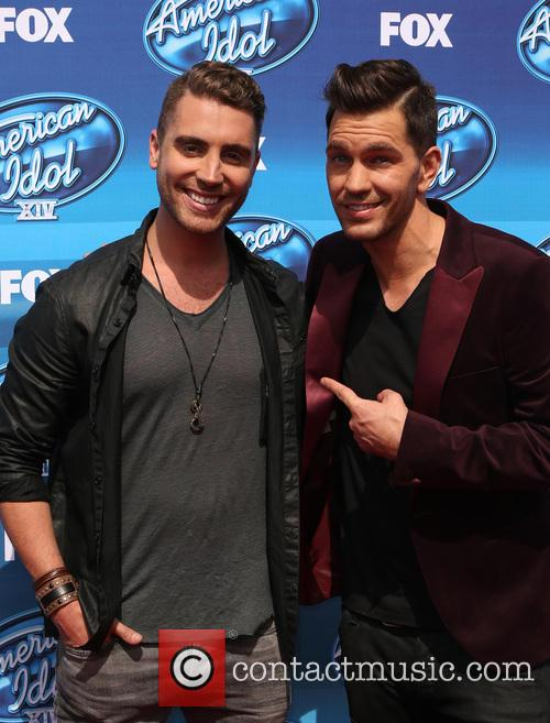 Nick Fradiani and Andy Grammer 3