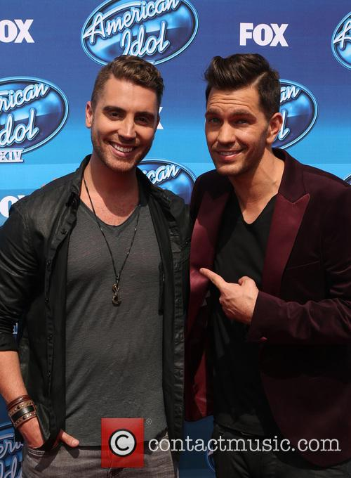 Nick Fradiani and Andy Grammer 4