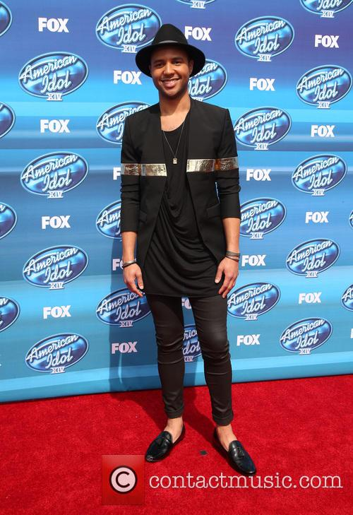 Rayvon and American Idol 3