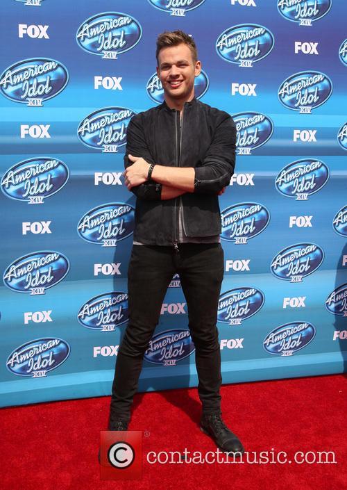 Clark and American Idol 2