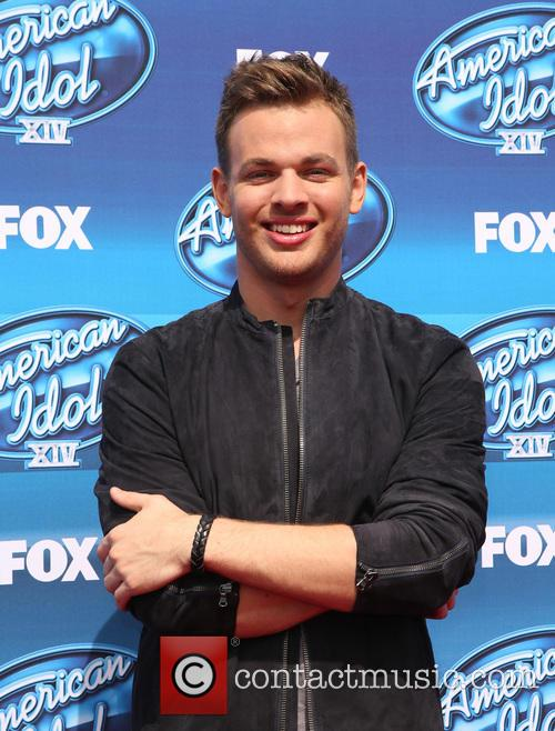 Clark and American Idol 3