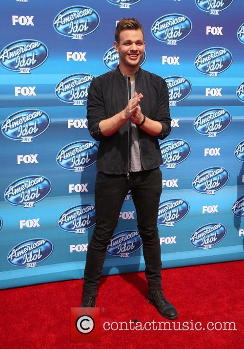 Clark and American Idol 4