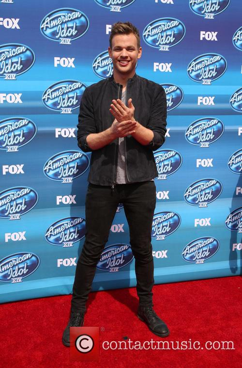 Clark and American Idol 6