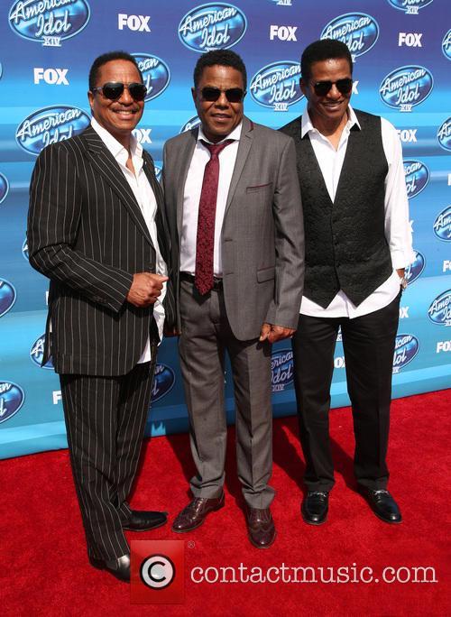 Tito Jackson, Jackie Jackson and Marlon Jackson 3