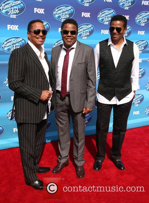 Tito Jackson, Jackie Jackson and Marlon Jackson 4