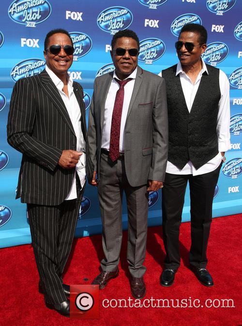 Tito Jackson, Jackie Jackson and Marlon Jackson 5