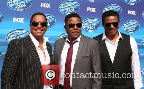 Tito Jackson, Jackie Jackson and Marlon Jackson 6