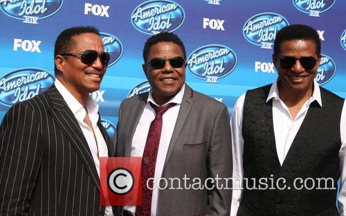 Tito Jackson, Jackie Jackson and Marlon Jackson 1