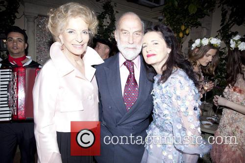 Luisa Beccaria, Hrh Prince and Princess Michael Of Kent