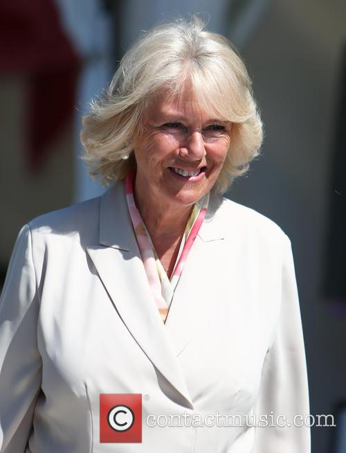 Camilla and Duchess Of Cornwall 8