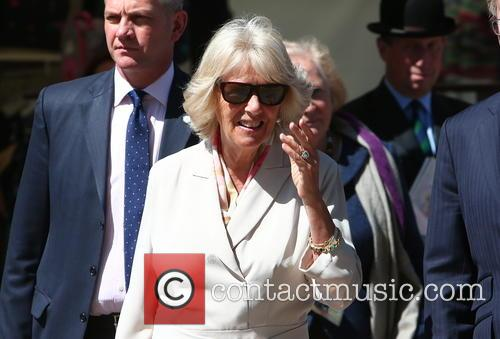 Camilla and Duchess Of Cornwall 9
