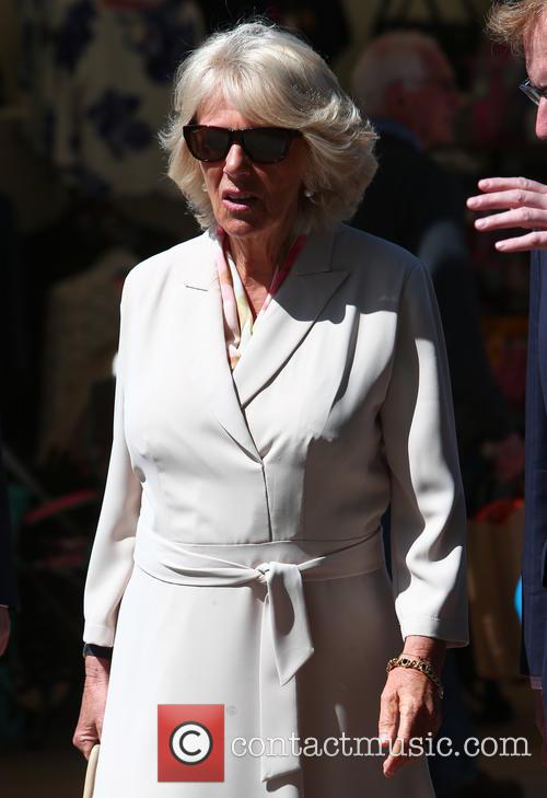 Camilla and Duchess Of Cornwall 10