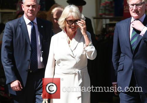 Camilla and Duchess Of Cornwall 11