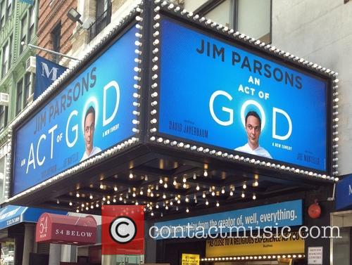 Atmosphere and Jim Parsons Poster 3