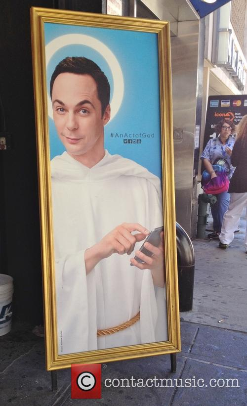 Atmosphere and Jim Parsons Poster 4