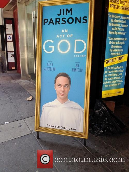 Atmosphere and Jim Parsons Poster 5