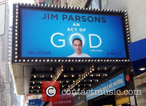 Atmosphere and Jim Parsons Poster 1
