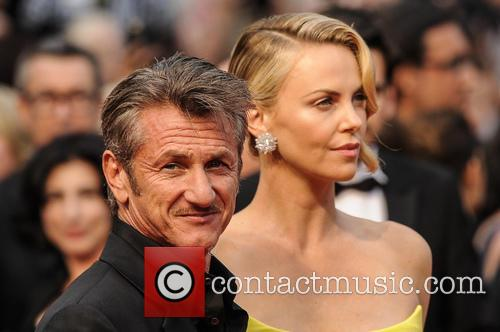 Sean Penn and Charlize Theron 1