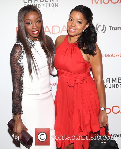 Estelle and Mashonda 4