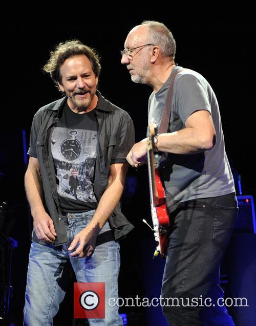 Eddie Vedder and Pete Townshend 10