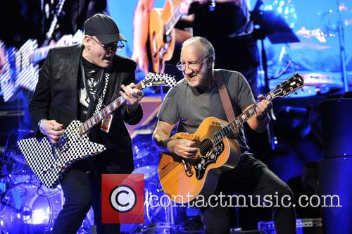 Rick Nielsen and Pete Townshend 2