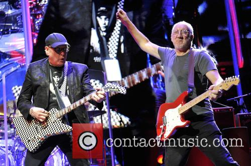 Rick Nielsen and Pete Townshend 1
