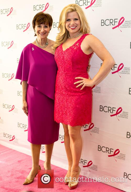 Myra Biblowit, President Bcrf and Megan Hilty 2