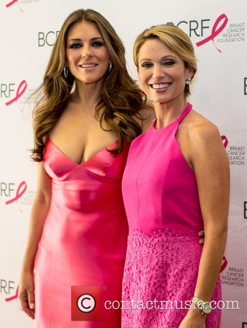 Elizabeth Hurley and Amy Robach 10