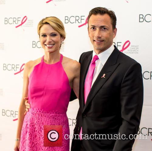 Amy Robach and Andrew Shue 7