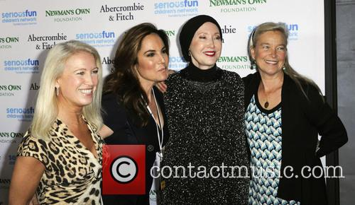Clea, Emily Wachtel, Susan Newman and Nell Newman 2