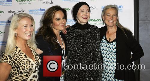 Clea, Emily Wachtel, Susan Newman and Nell Newman 3