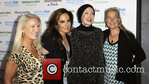 Clea, Emily Wachtel, Susan Newman and Nell Newman 4