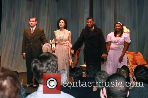 Doug Harris, Saundra Santiago, Richard Prioleau and Olivia Washington 1