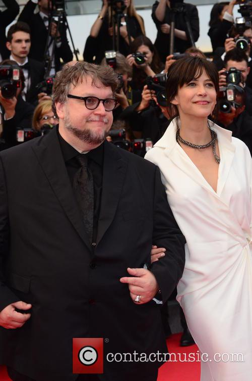 Sophie Marceau and Guillermo Del Toro 4
