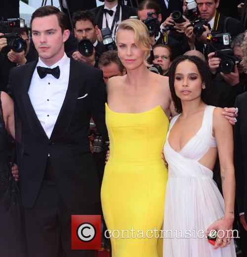 Nick Holt, Charlize Theron and Cast 2