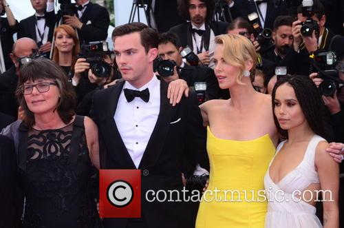 Nick Holt, Charlize Theron and Cast 3