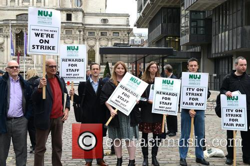 Nuj and Bectu Strikers 2