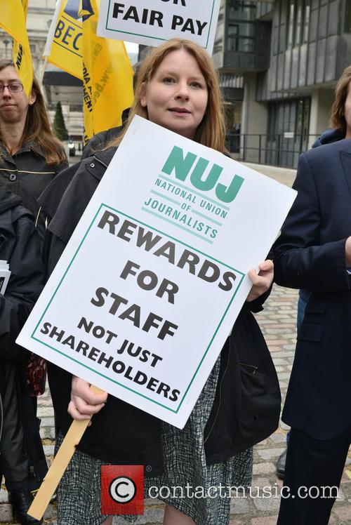 Nuj General Secretary Michelle Stanistreet 1