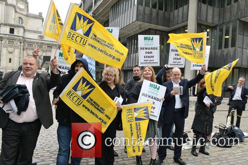 Nuj and Bectu Strikers 5