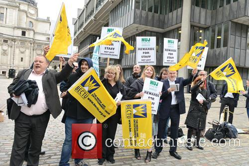 Nuj and Bectu Strikers 1