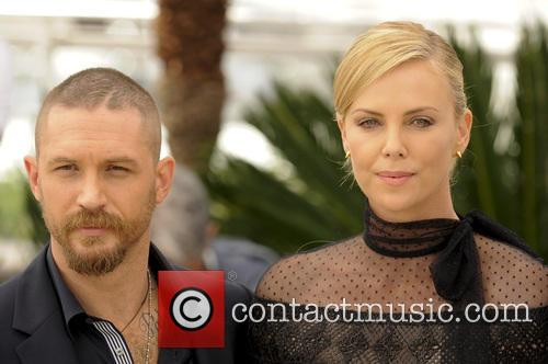 Tom Hardy and Charlize Theron 7