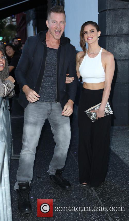Mark Long and Kellyanne Judd 2