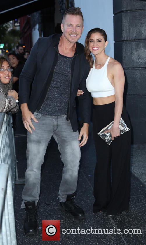 Mark Long and Kellyanne Judd 1